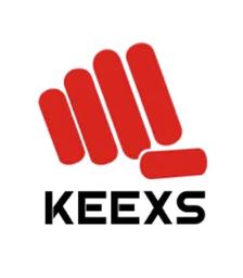 """Logo de la marque """"Keexs"""""""