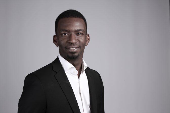 Naïr Abakar : Créateur du 1er salon international de l'étudiant Africain