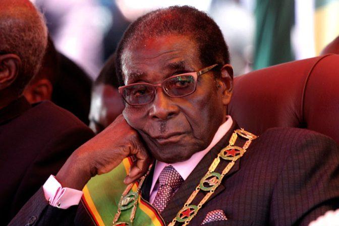 Mugabe : «Trump a raison, l'Amérique aux Américains»