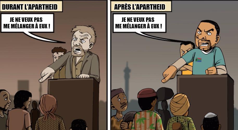 Quand l'oppressé devient l'oppresseur ...
