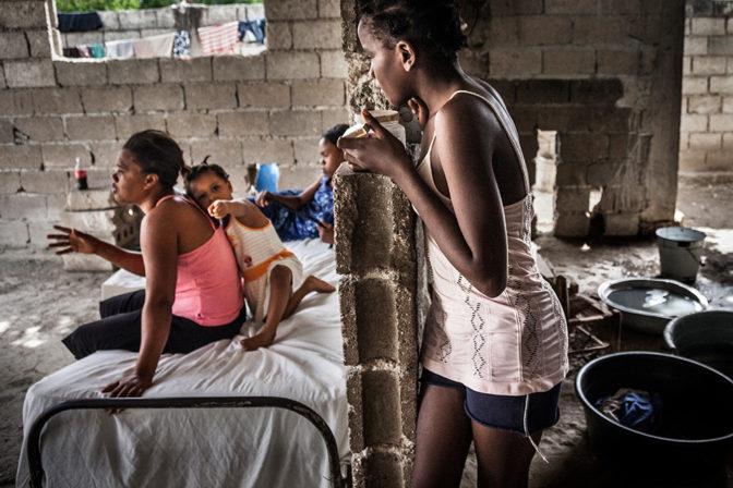Trafic et exploitation de mineurs : 33 jeunes filles sauvées en Haïti