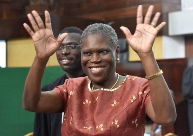 Crimes contre l'Humanité : Simone Gbagbo non-coupable