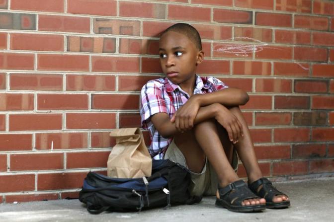 Le martyre d'un écolier de 10 ans, coupable d'être noir