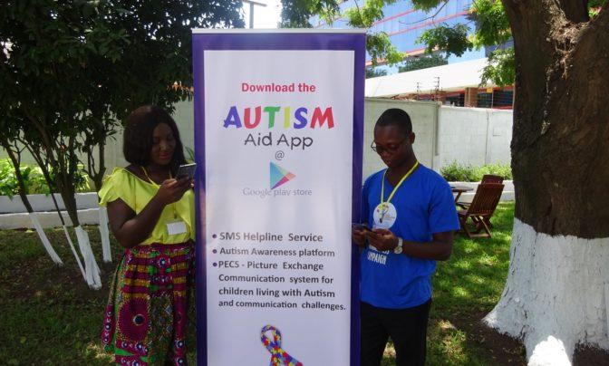 Ghana :  Une application créée pour les enfants autistes