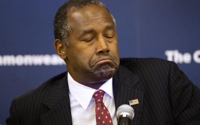 Oncle Tom 2.0 : quand Ben Carson compare les esclaves à des «immigrés»