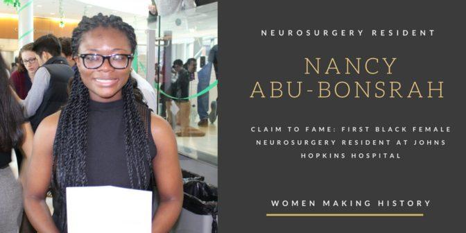 Cette Ghanéenne sera la première neurochirurgienne noire de ce prestigieux hôpital US