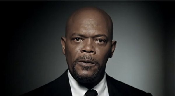 Samuel L. Jackson critique le choix d'acteurs britanniques pour jouer des Noirs US