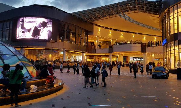 Kenya : ouverture du plus grand centre commercial d'Afrique de l'Est