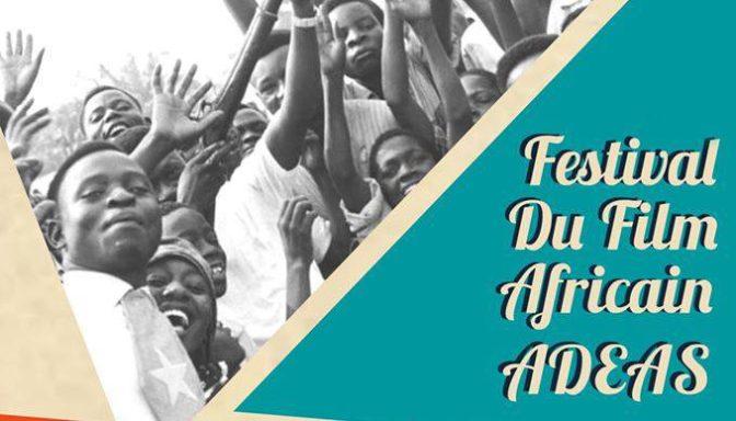 Troisième édition du Festival du Film Africain ADEAS !