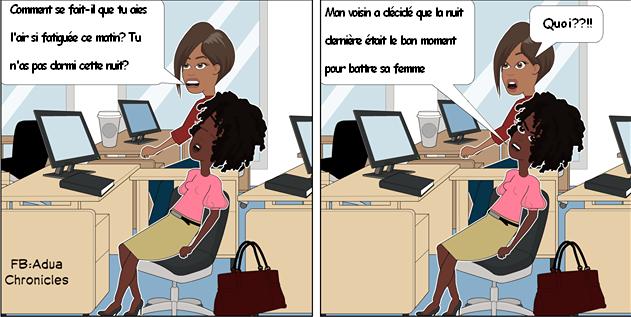 Adua Chronicles, la BD qui raconte le quotidien d'une Kényane moderne