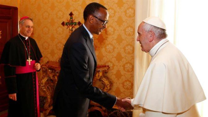 Le pape demande pardon pour le rôle de l'Église dans le génocide Tutsi