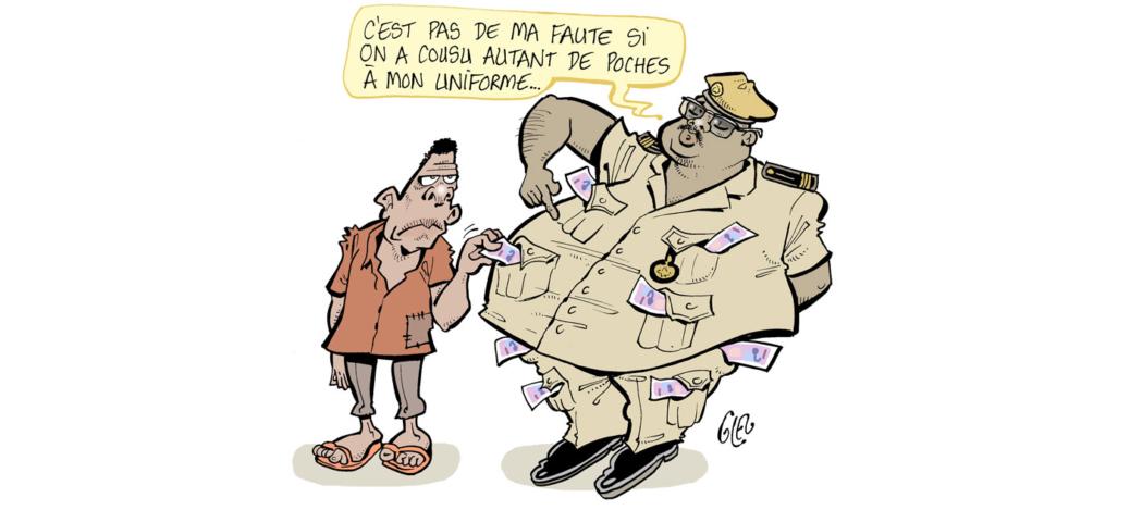 corrompu