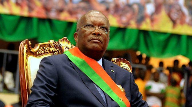 Le Président burkinabé Roch Kaboré pour l'abandon du franc CFA