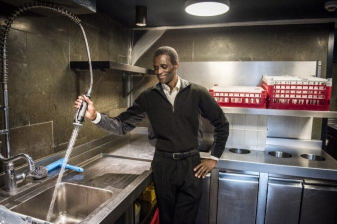 Plongeur du meilleur restaurant du monde, il en est maintenant co-propriétaire