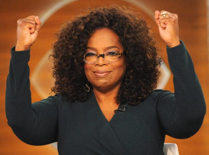 Oprah Winfrey future présidente des Etats-Unis?