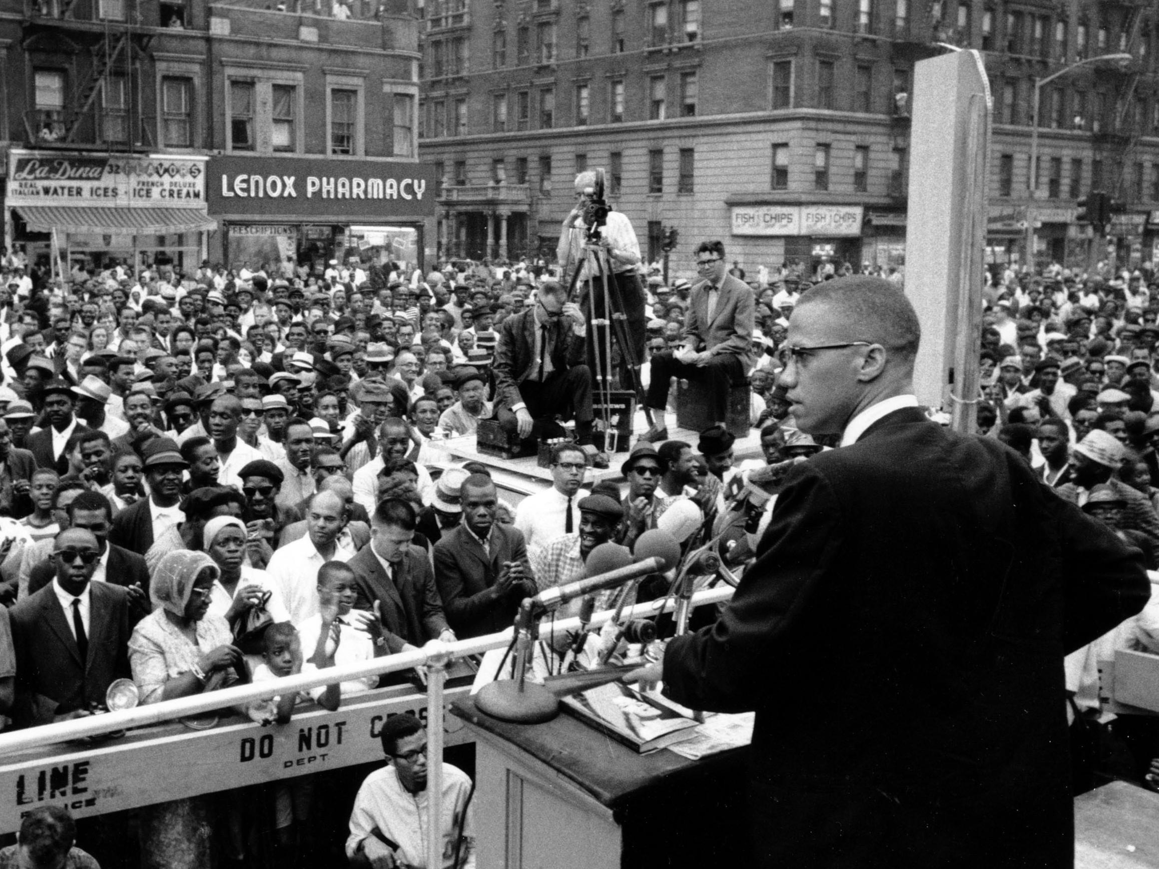 the issues of segregation in the ballot or the bullet a speech by malcolm x Malcolm x speaks: selected speeches and statements i edited llvith prefatory  notes by  gle speech, the ballot or the bullet j since the cost of such a series  of.