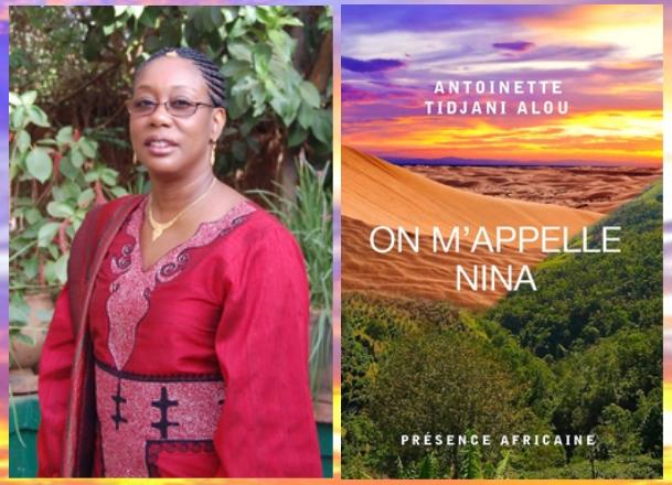 Rencontre Littéraire: Antoinette Tidjani Alou à la Maison de l'Afrique