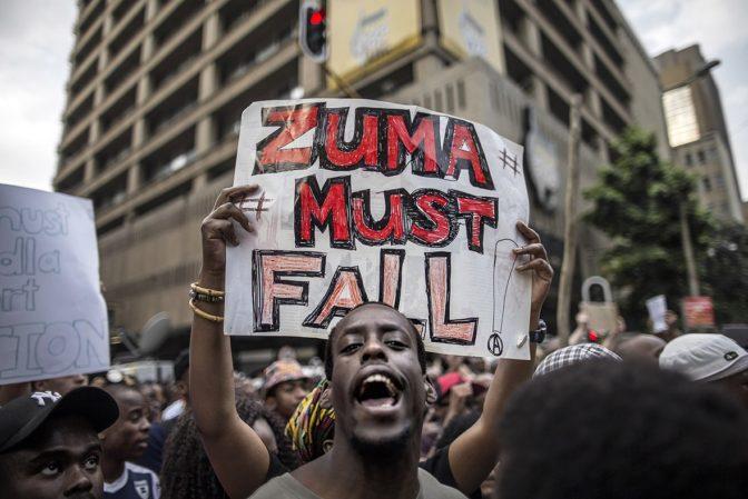 Afrique du Sud : grève nationale pour faire chuter le Président Zuma