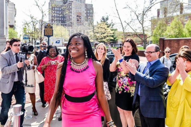 Cette géniale lycéenne admise dans les 9 meilleures universités US