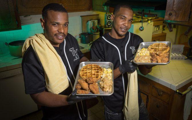 Membres de gangs rivaux, ils s'associent pour créer un restaurant à Compton