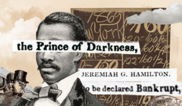 L'histoire du Haïtien Jeremiah G. Hamilton, 1er millionnaire noir US bientôt au cinéma