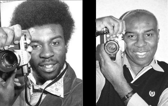 Neil Kenlock, photographe Membre du Black Panther britannique des années 70