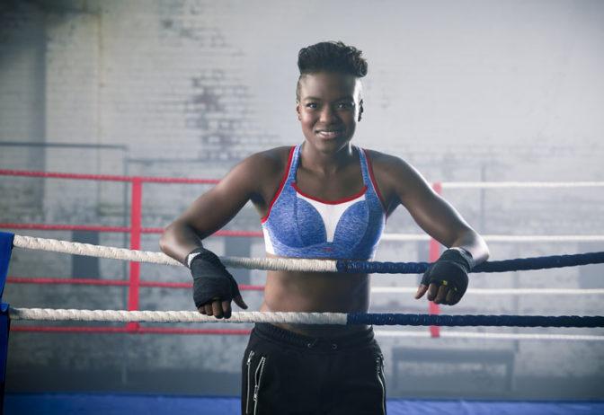 Nicola Adams, la boxeuse qui veut combattre comme les hommes