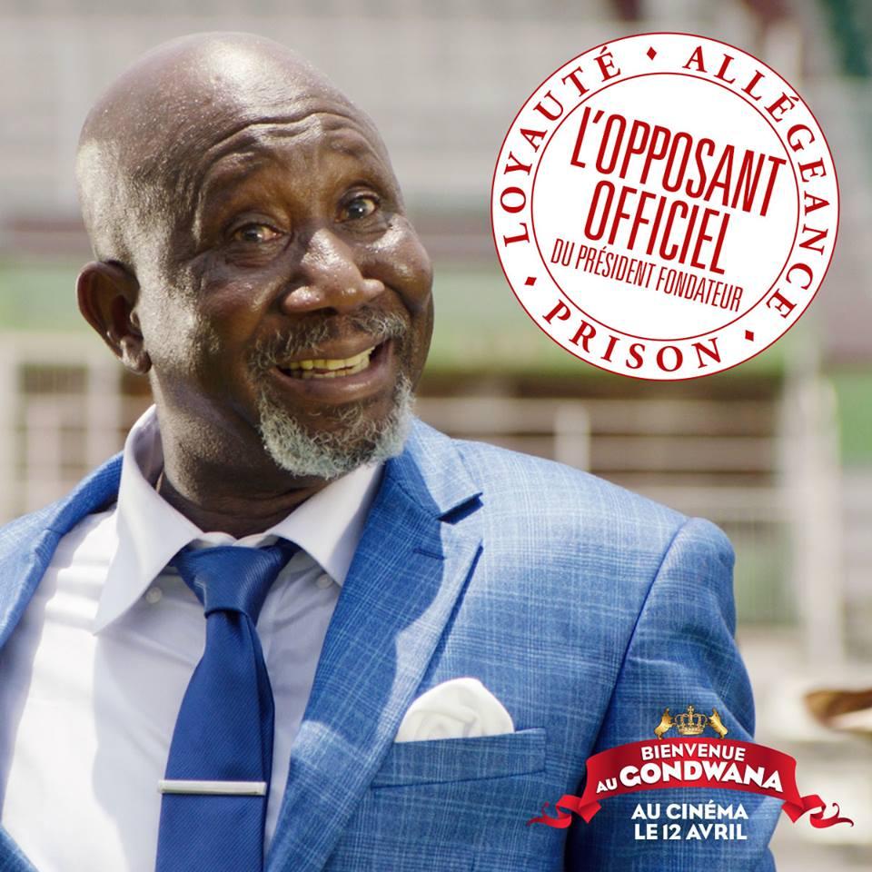 Rasmané Ouedraogo est l'opposant politique historique du président fondateur