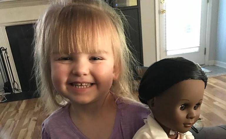 poupée noire