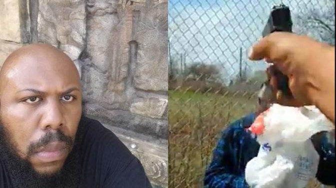 «Black on black crime» : Il tue un homme âgé et publie la vidéo de son crime sur Facebook