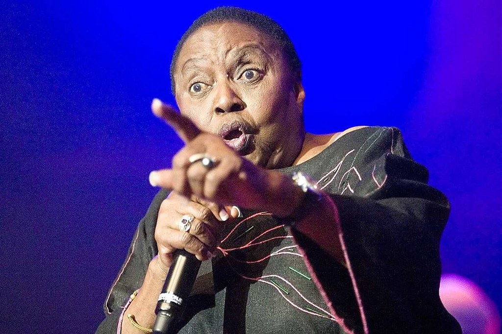 citations de Miriam Makeba