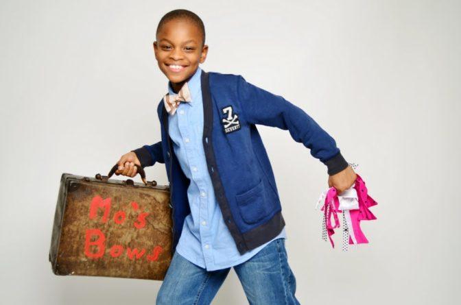 A 15 ans, il obtient un partenariat avec la NBA pour son entreprise de cravates et de noeuds-papillon