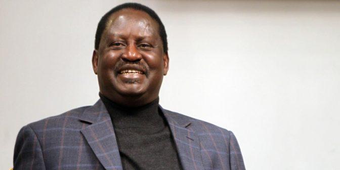 Élections présidentielles au Kenya : Raila Odinga affrontera de nouveau Uhuru Kenatta