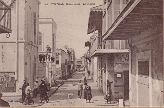 Jean-Jacques Alain, un Martiniquais maire de la ville de Saint-Louis au Sénégal (1829-1848)