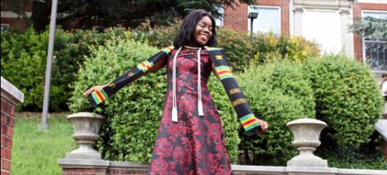 A 18 ans, cette jeune Nigériane est déjà diplômée d'une prestigieuse université américaine
