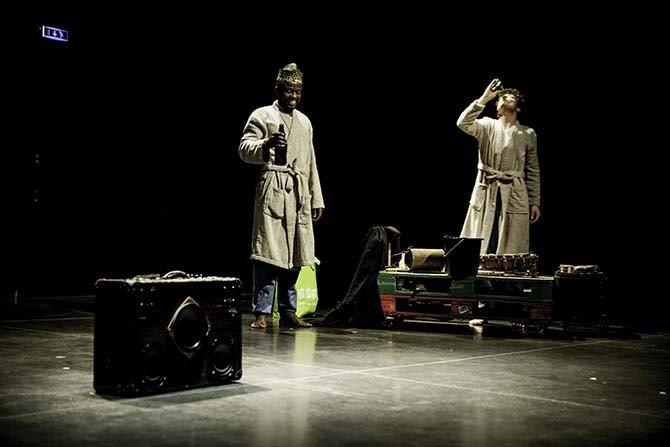 Fara-Fara: une pièce sur le drame congolais, l'exil et la rupture de l'être