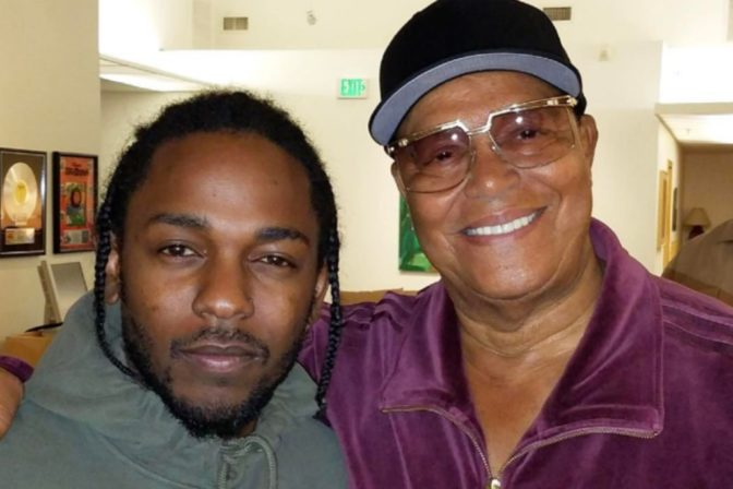 Louis Farrakhan rend hommage à Kendrick Lamar