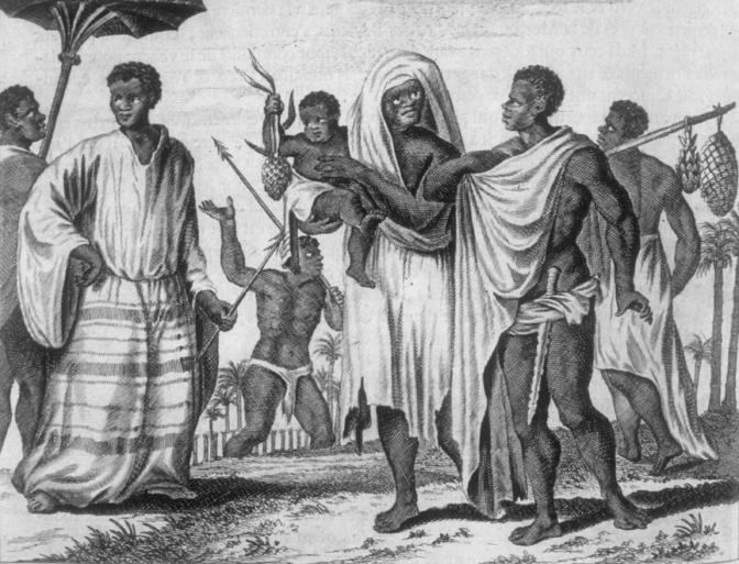 La résistance à l'esclavage des Wolofs de Sénégambie sur le continent américain