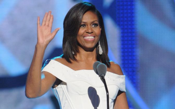Michelle Obama : «Je ne me présenterai jamais à la Présidence des USA»