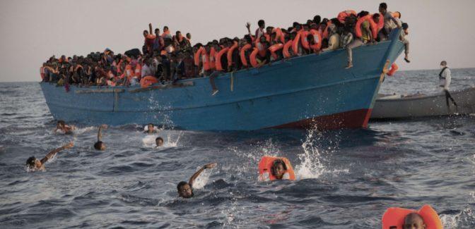 «Génération Identitaire» collecte 64 000€ pour empêcher les ONG de sauver les migrants de la noyade