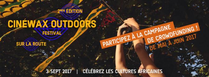 Cinewax Outdoors : le festival des cultures africaines à Paris le 22 juin