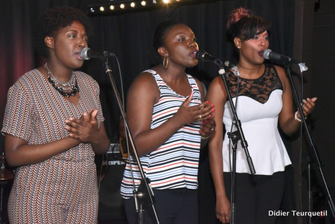 Heaven Live Session, la première scène gospel parisienne