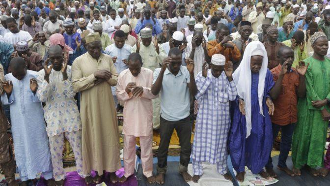 En 2060, L'Afrique sub-saharienne comptera plus de musulmans que le Moyen-Orient et l'Afrique du Nord réunis