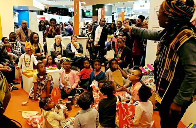 Apprends-moi à comprendre célèbre la Journée internationale de l'Enfant africain