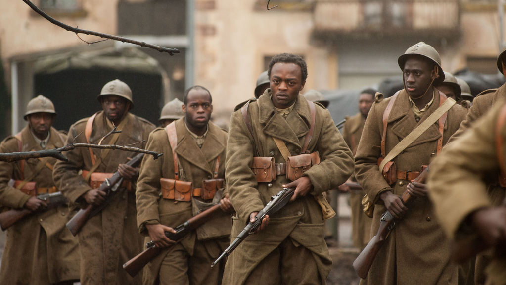 film x africain dominatrice francaise