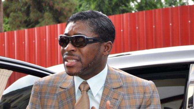 «Biens mal acquis» : 3 ans d'emprisonnement requis contre Teodorin Obiang