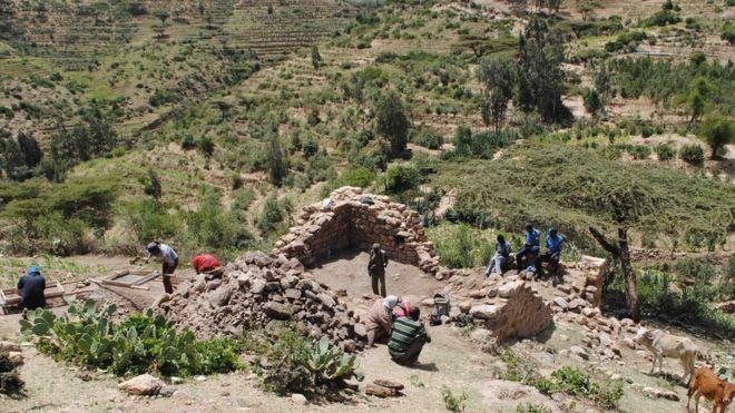 Ethiopie : Des archéologues découvrent une ancienne cité médiévale