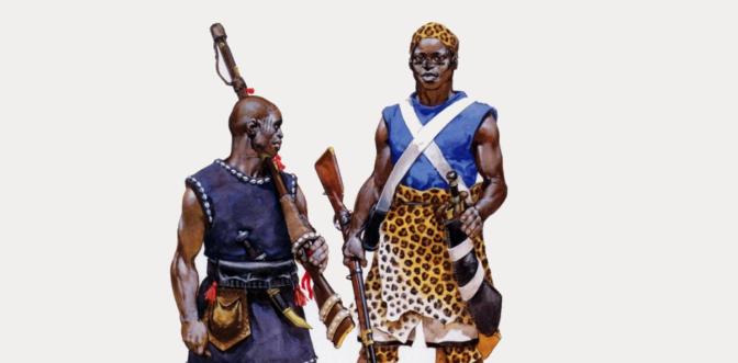 L'art de la guerre dans l'ancien royaume de Dahomey