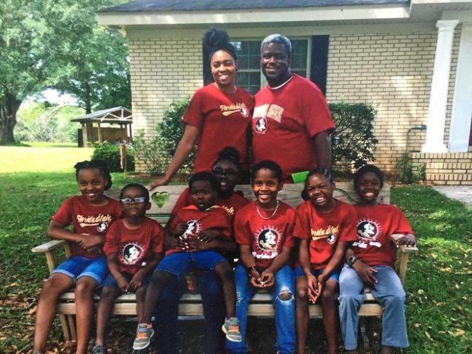 USA  : Un couple adopte sept frères et soeurs jusqu'alors séparés dans des familles d'accueil