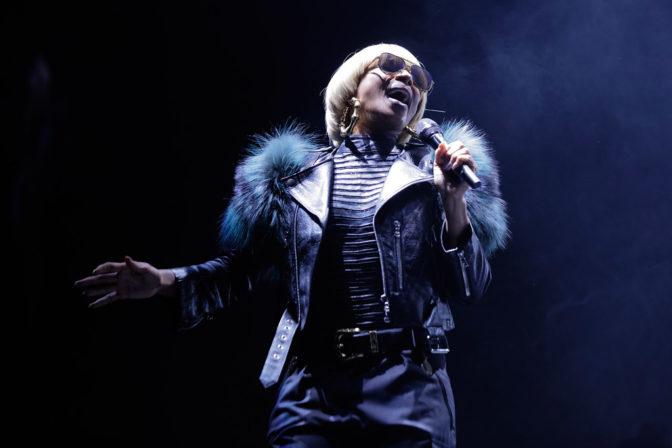 [Jeu-concours] Mary J Blige en concert à l'Olympia de Paris